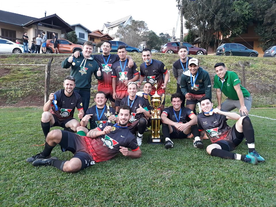 La Bella Notte, campeão do Futebol Sete 2019