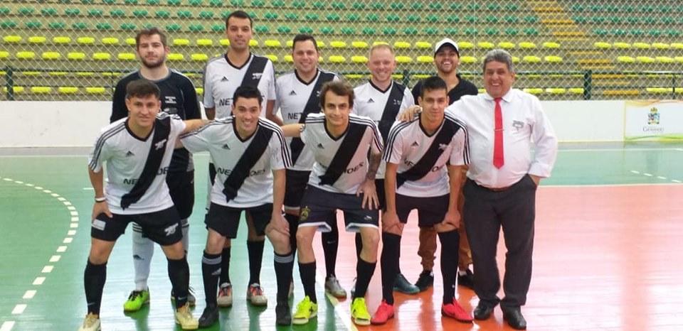 Iniciou o XXVIII  Campeonato de Futsal do Sindicato da Hotelaria