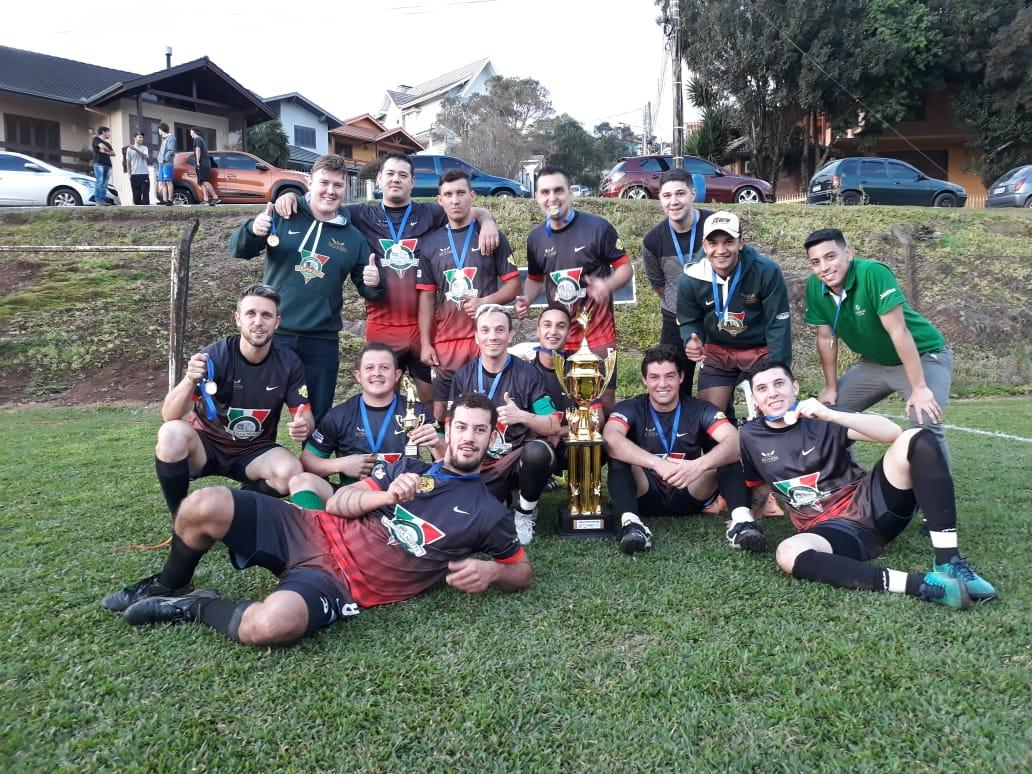 Campeonato Futebol Sete 2019
