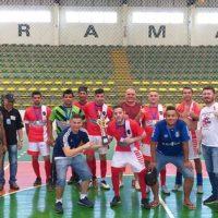 Sindicato realiza jogo de encerramento do calendário esportivo 2019