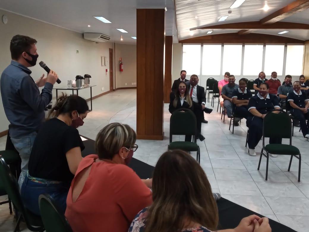 Sindicato garante incorporação salarial com fim da taxa de serviço no Hotel Laghetto Siena