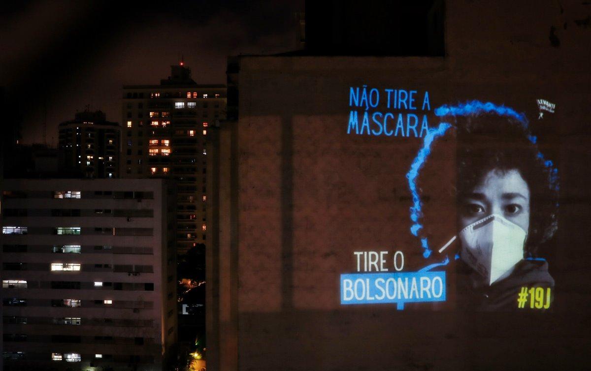 #19J: pelo menos 180 cidades já confirmam manifestações contra Bolsonaro