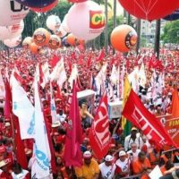 Centrais farão protestos no dia 18 e apoiam manifestações do 19J
