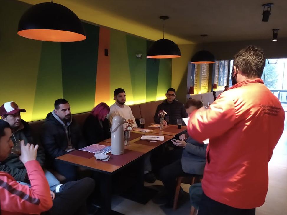 Firmado Acordo Coletivo da Taxa de Serviço no Restaurante Braziolli Cuccina